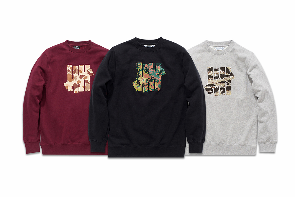 Undefeated 2013 Fall/Winter Camo Pack