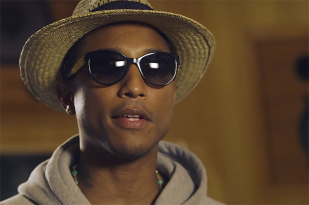"Under Armour Presents Ray Lewis and Pharrell ""Ready for August"" Remix"