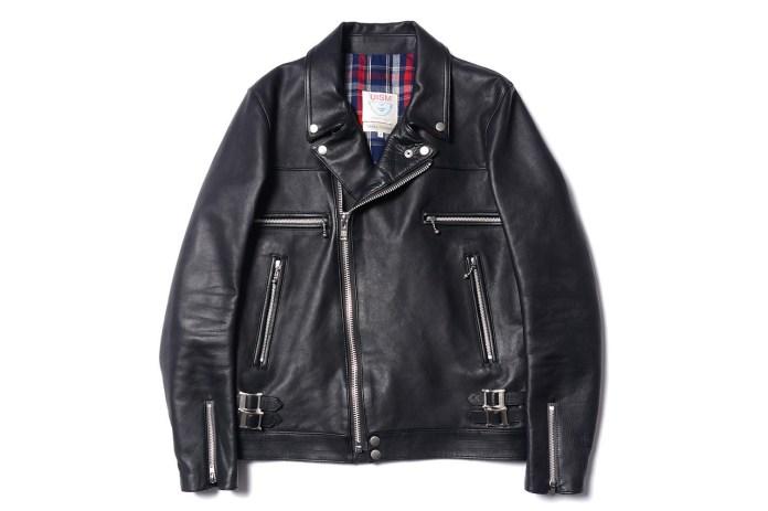 UNDERCOVER J9204 Rider Jacket