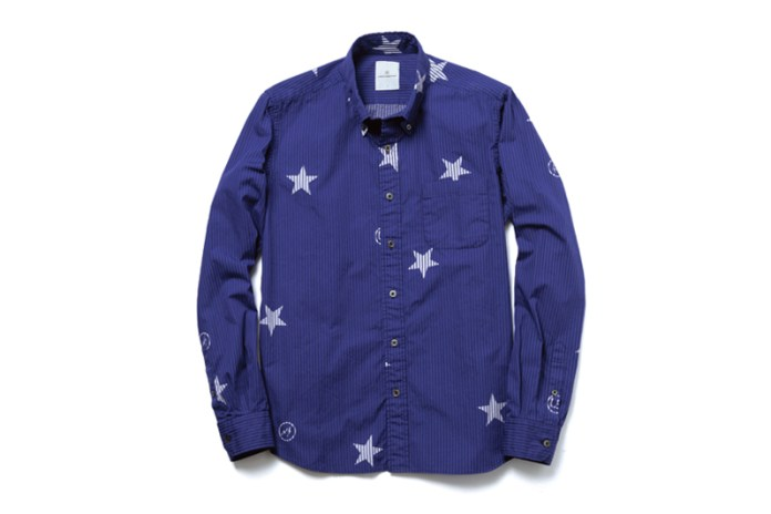 uniform experiment 2013 Fall/Winter BIG STAR B.D SHIRT