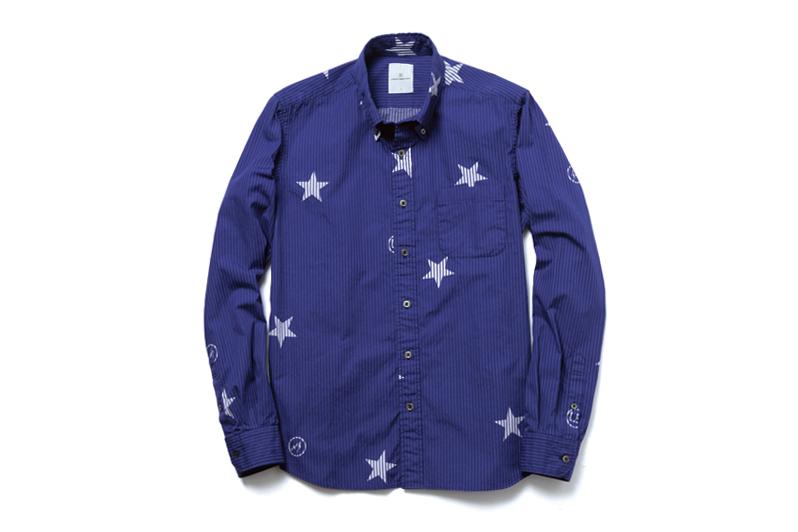 uniform experiment 2013 Fall/Winter BIG STAR B.D SHIRT