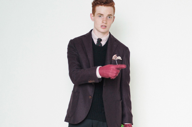 UNITED ARROWS 2013 Fall/Winter Lookbook