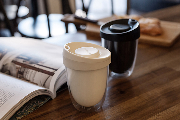 UpperCup Reusable Coffee Cup