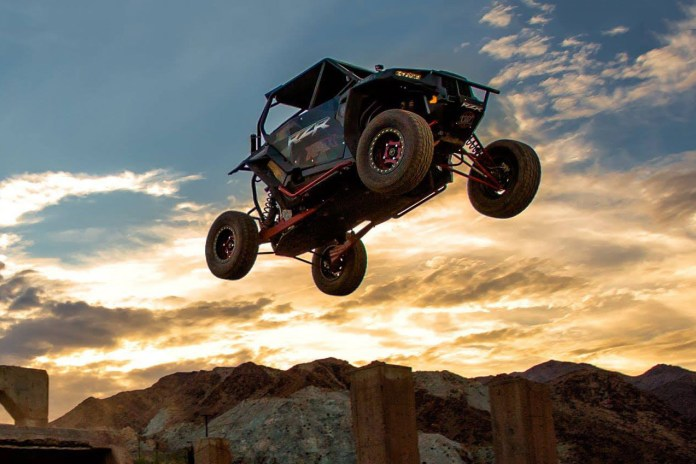 UTVUnderground and Mad Media Take Polaris RZR XP1000 Off Road With RJ Anderson
