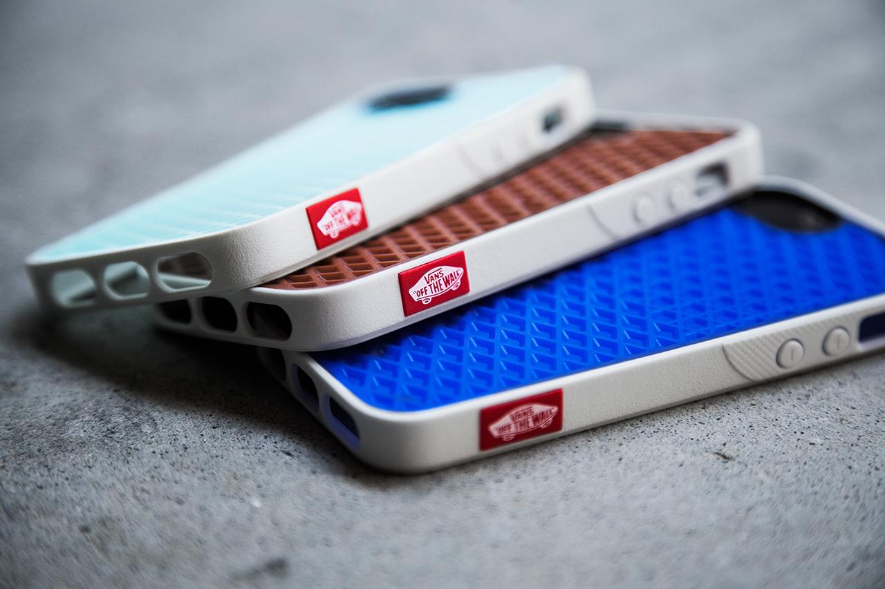 Vans x Belkin iPhone 5 Case Collection