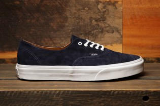 Vans Buck Authentic Decon CA