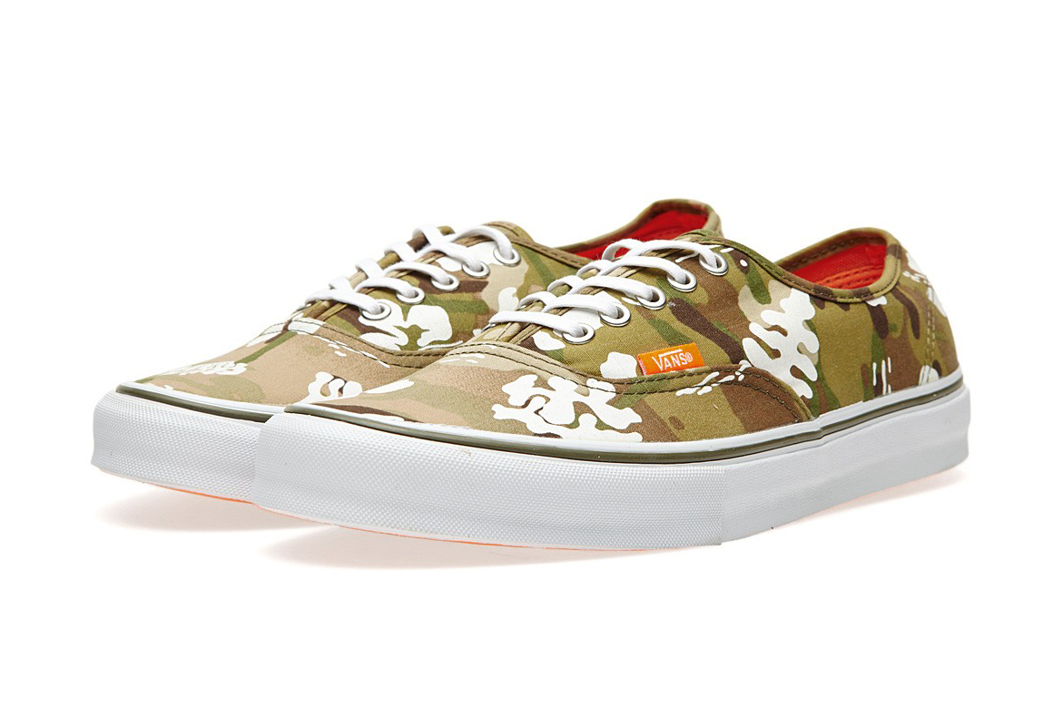 vans vault 2013 fall authentic lx aloha pack