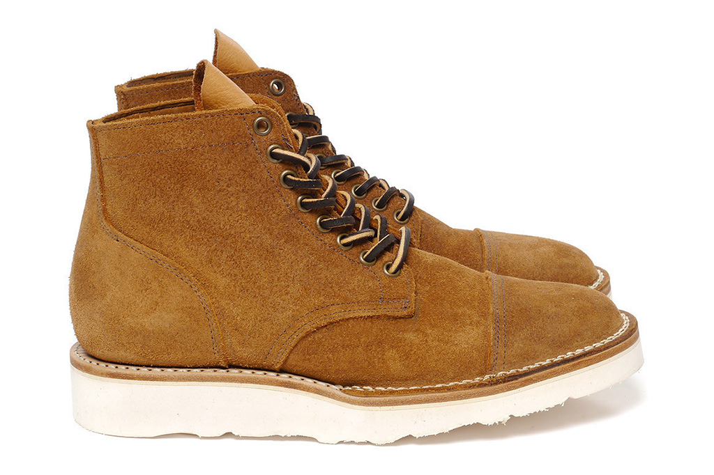 Viberg for HAVEN Service Boot Collection
