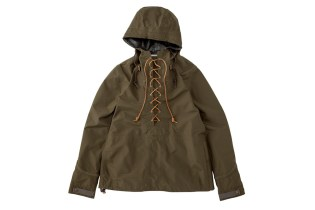 visvim 2013 Fall/Winter CHINOOK PARKA 2.5L GORE-TEX