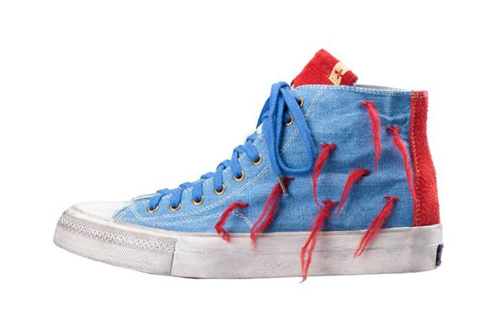 visvim 2013 Fall/Winter SKAGWAY DENIM HI PATCHWORK *F.I.L. EXCLUSIVE