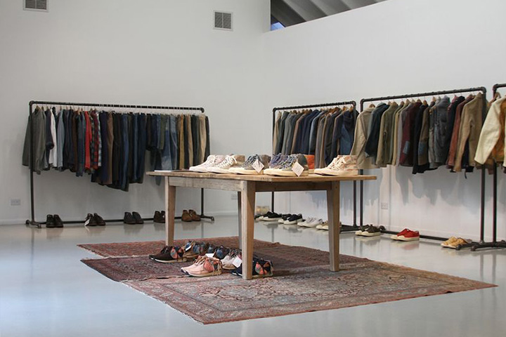 visvim Trunk Show Presented by Union Los Angeles