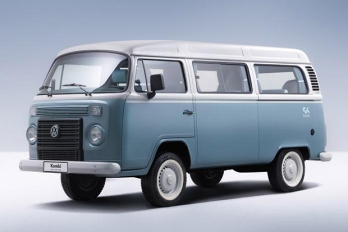 Volkswagen Type 2 Microbus Ends Production with The Kombi Edition