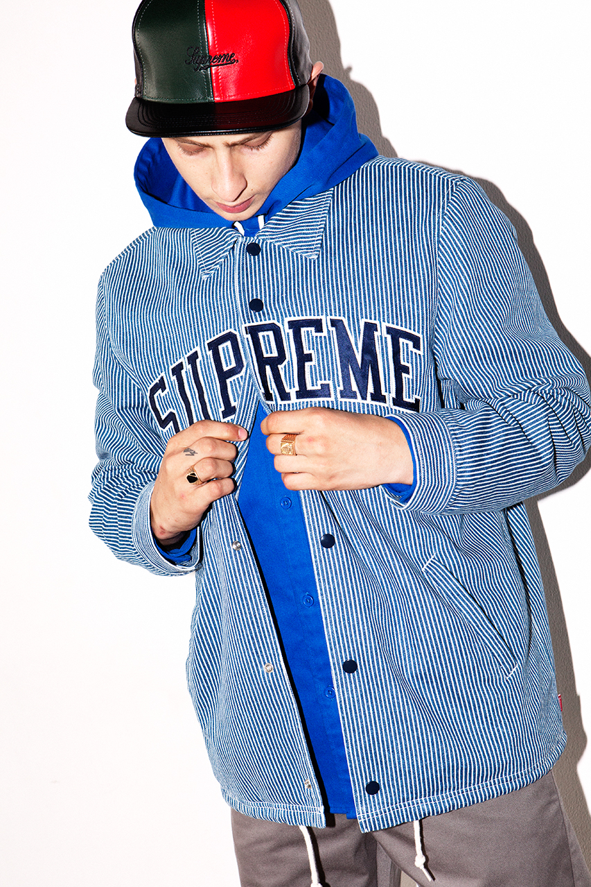 WARP: Supreme 2013 Fall/Winter Collection Editorial