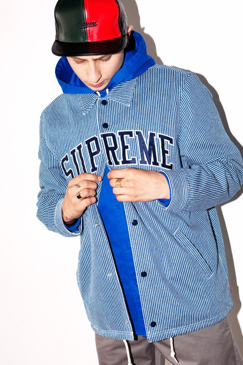 WARP: Supreme 2013 Fall/Winter Collection Editorial