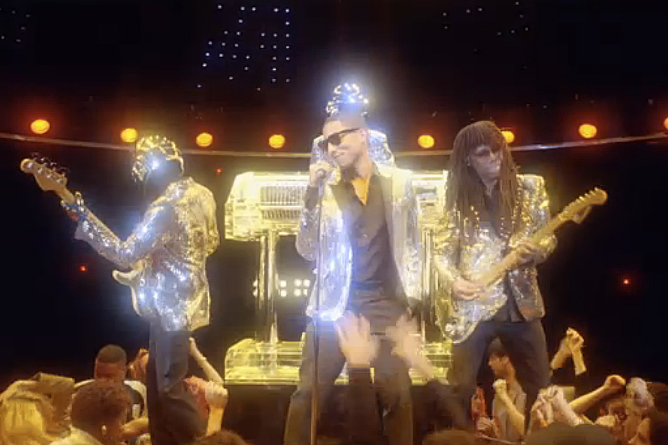 "Watch the Preview of Daft Punk's ""Lose Yourself to Dance"" Video"