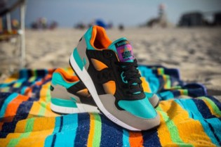 "WEST NYC x Saucony Shadow 5000 ""Tequila Sunrise"""