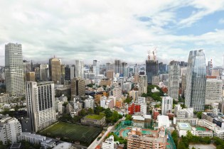 What a 10,000-Image Panorama of Tokyo Looks Like