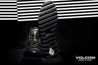 Win Boots and a Prize Pack from Volcom!