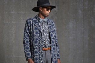 "wisdom 2013 Fall/Winter ""Mt. GENTLEMAN"" Lookbook"