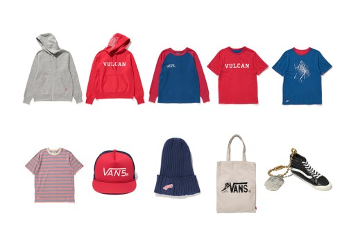 WTAPS x Vans Vault 2013 Fall/Winter Apparel Collection