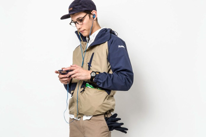 XLARGE x Converse Japan 2013 Capsule Collection Lookbook