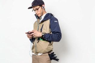 XLARGE x Converse Japan 2013 Capsule Collection Lookbook