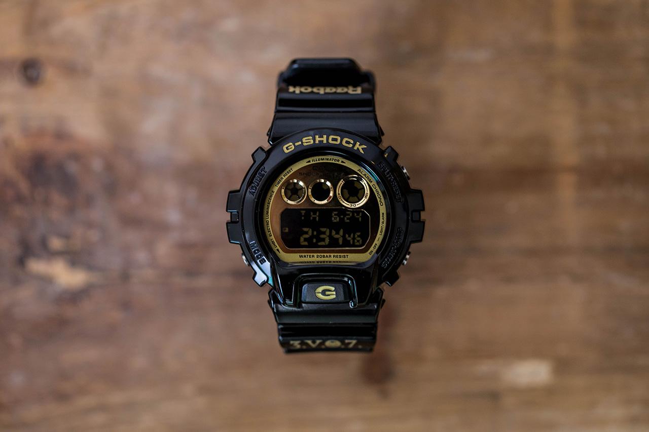 3.V.O.7. x Reebok x Casio G-Shock 30th Anniversary DW-6900