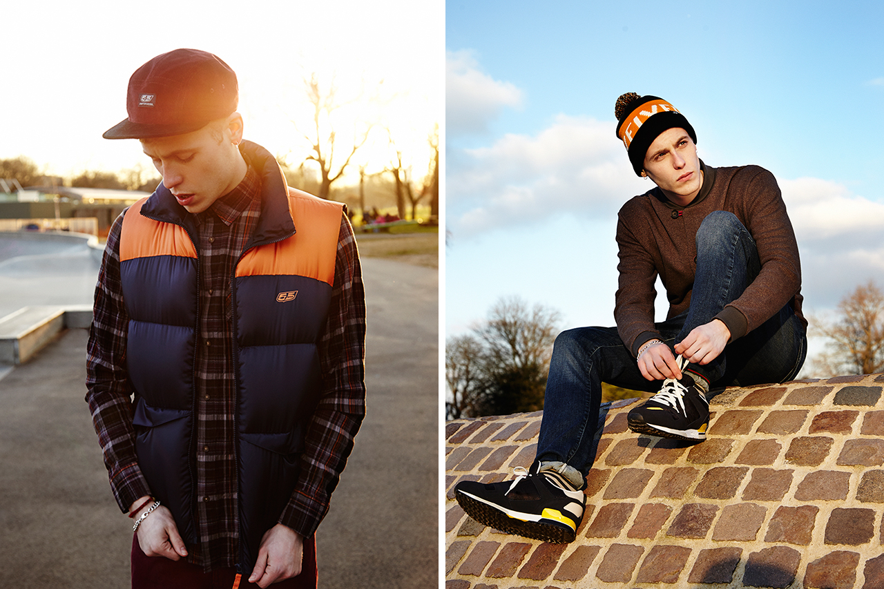 55dsl 2013 fall winter lookbook