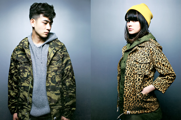 A Bathing Ape 2013 Fall/Winter e-MOOK Lookbook