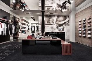 Inside Munich's BSTN Store
