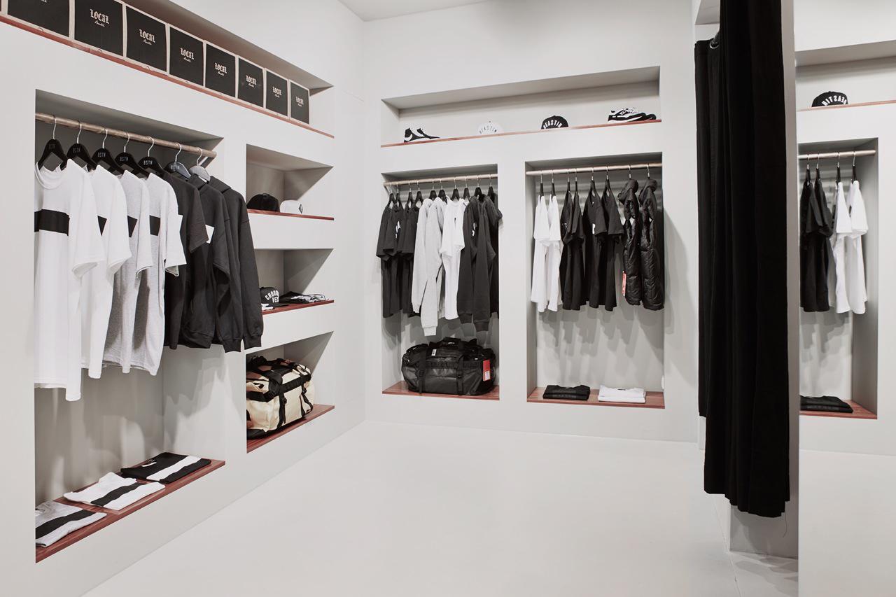 inside munichs bstn store