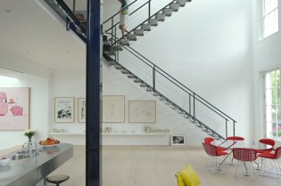 NOWNESS Takes Us Inside Ruth and Richard Rogers' London Townhouse