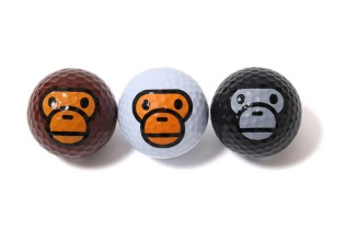 A Bathing Ape MILO GOLF BALLS