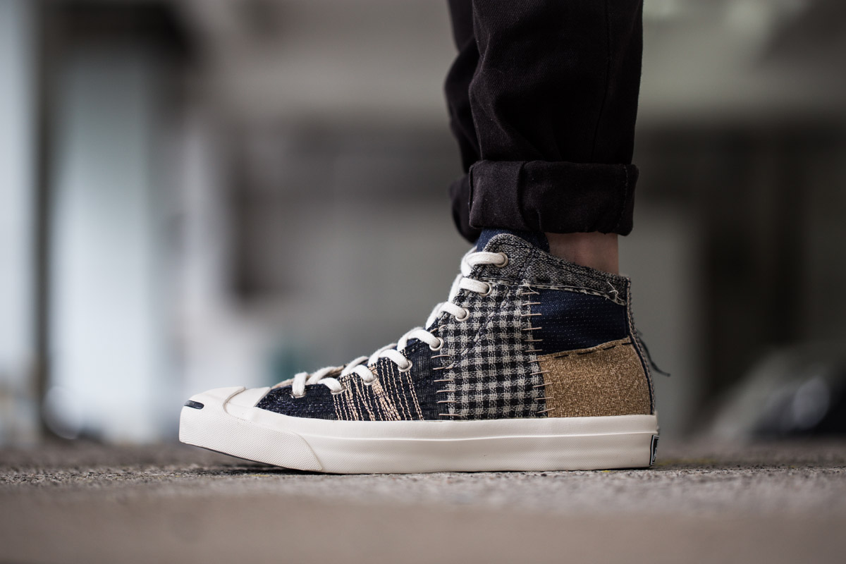 "A Closer Look at the Converse First String Jack Purcell ""Boro"""