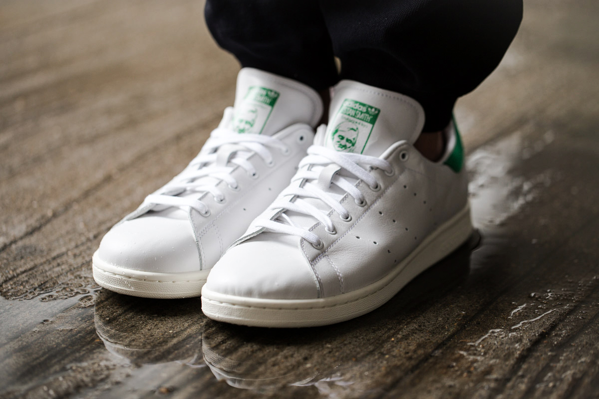A Closer Look at the adidas Stan Smith