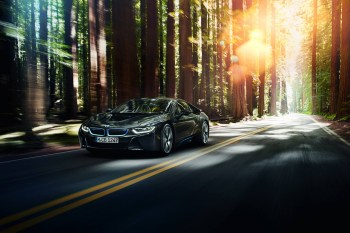 A Closer Look at the BMW i8