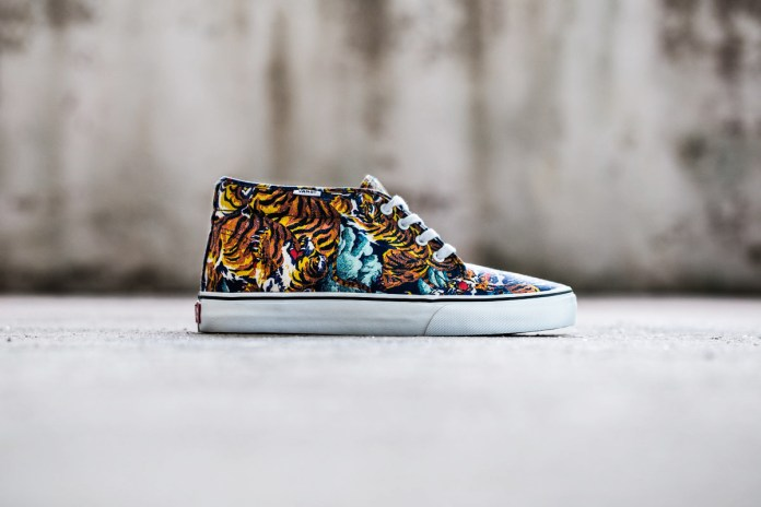 A Closer Look at the KENZO x Vans 2013 Fall/Winter Collection
