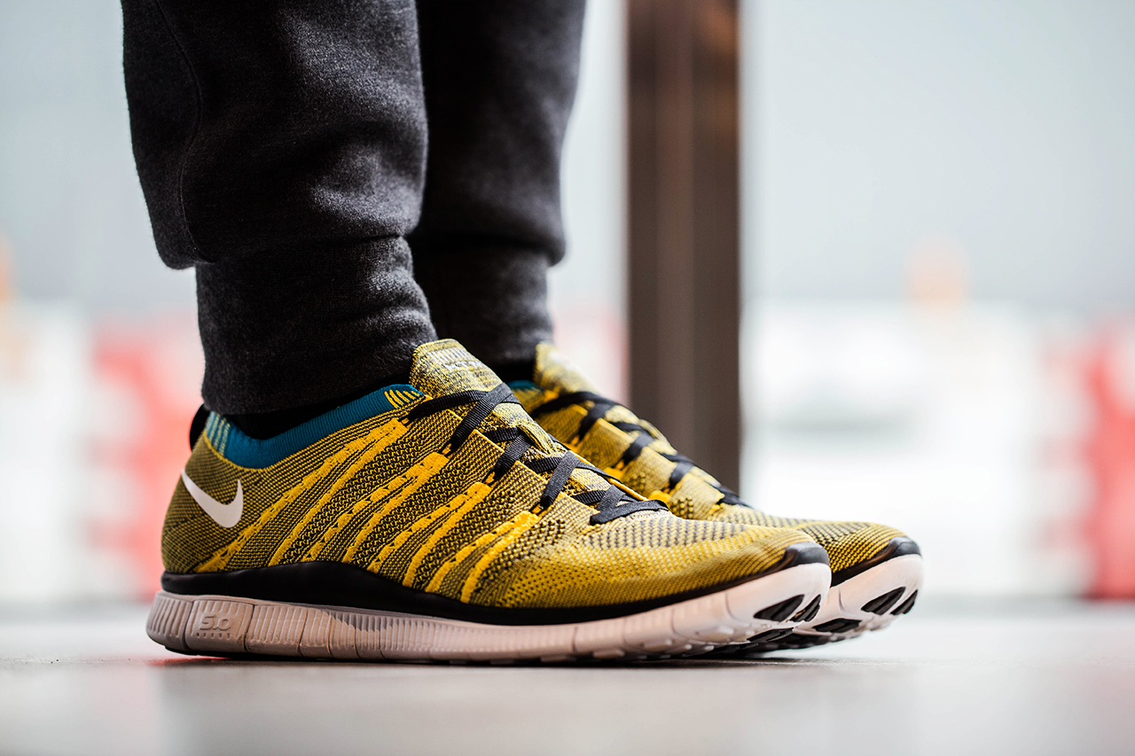 A Closer Look at the Nike Free Flyknit HTM SP Collection