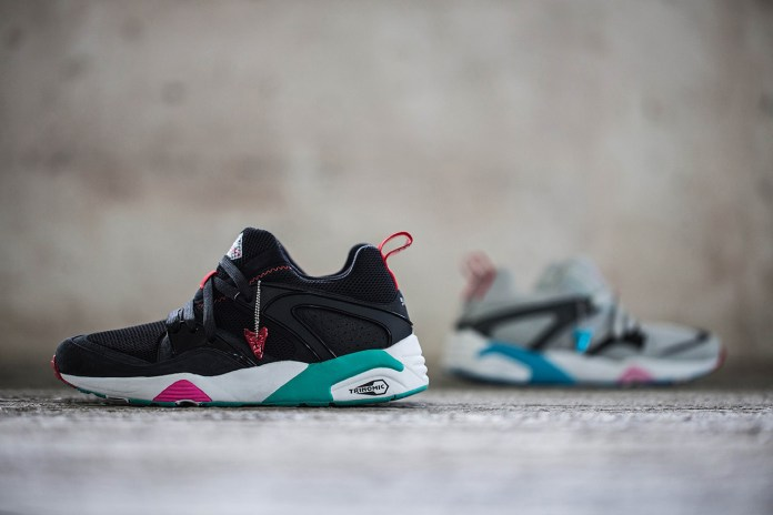 A Closer Look at the Sneaker Freaker x PUMA Blaze of Glory OG