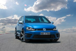 A Closer Look at the Volkswagen Golf R