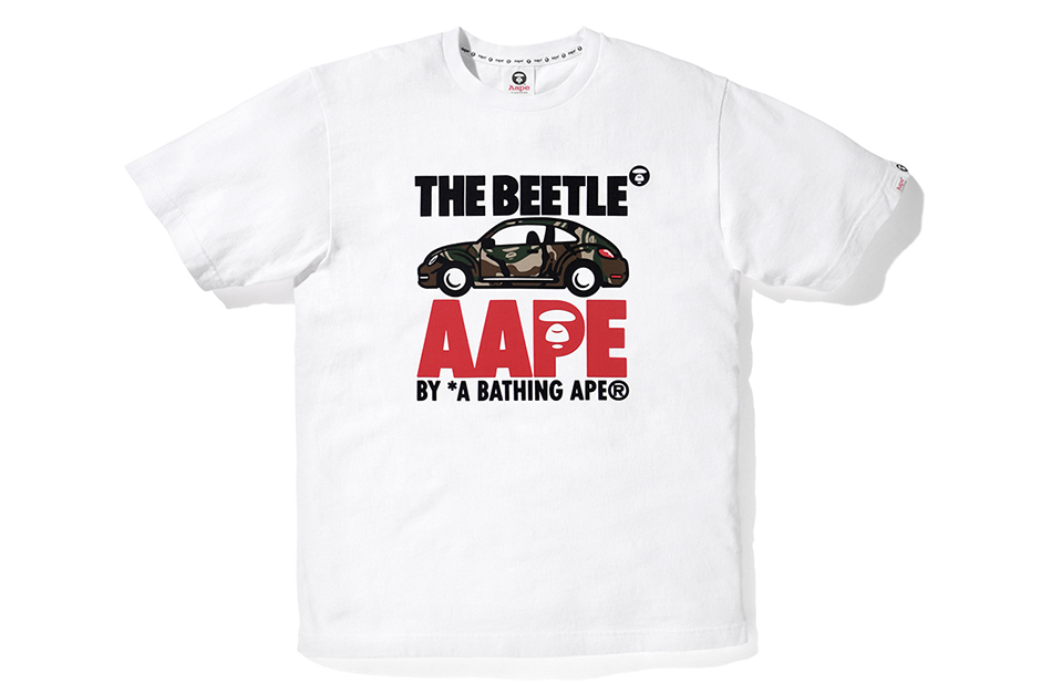 AAPE By A Bathing Ape x Volkswagen The Beetle 2013 Holiday Collection