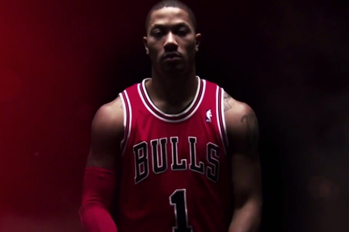 "adidas Basketball ""Derrick Rose - all in for Chicago"" 