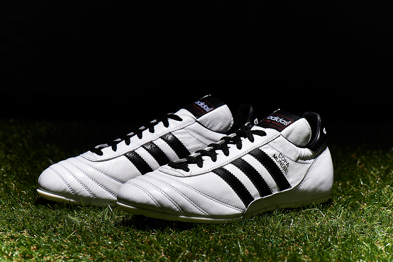 adidas revamps a classic with the release of a white copa mundial