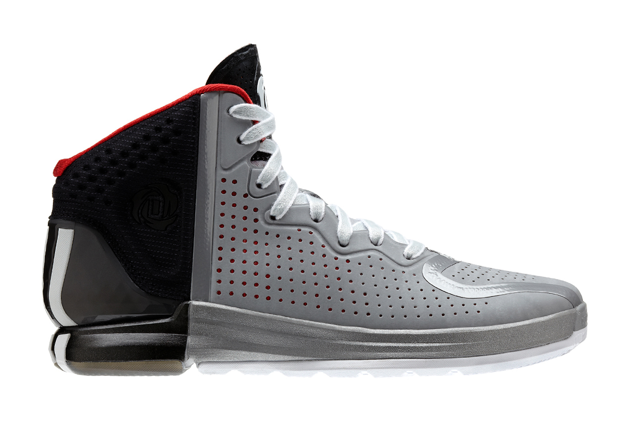 adidas officially unveils the d rose 4