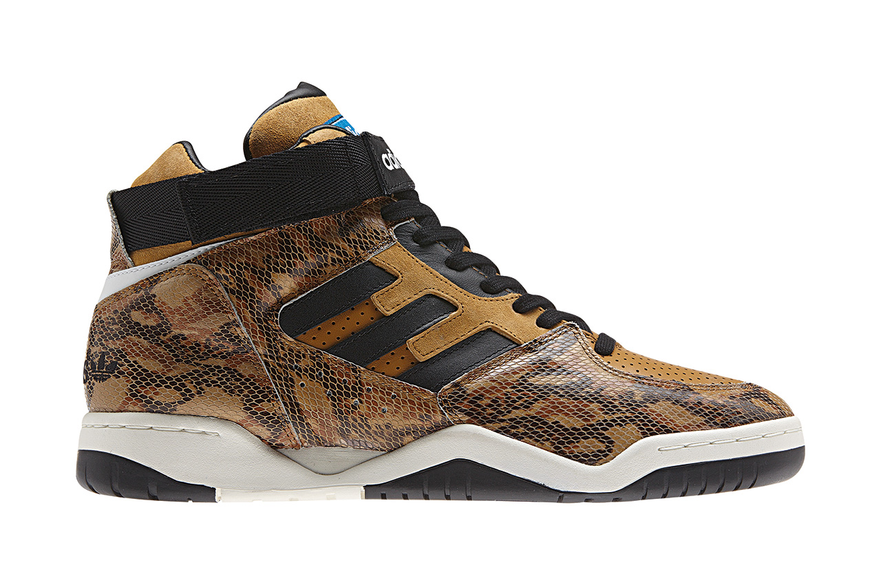 "adidas Originals 2013 Fall/Winter Enforcer Mid ""Pellegrini Snakeskin"""