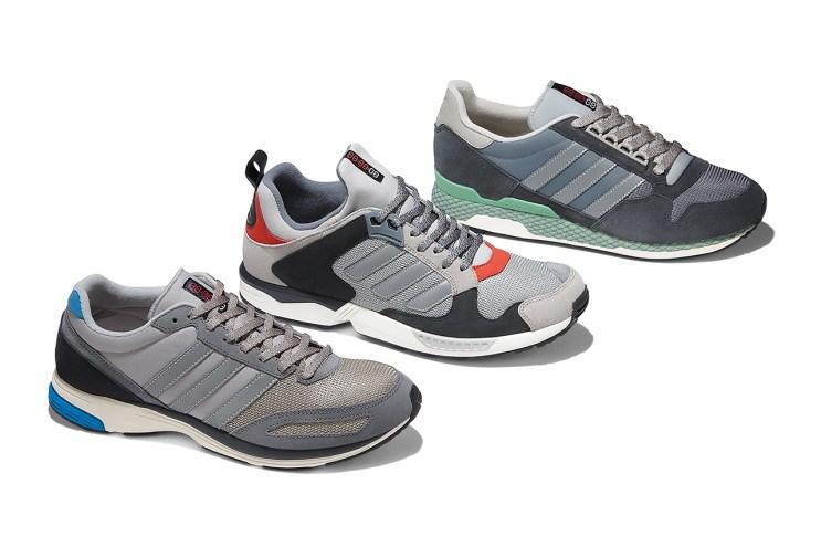 adidas Originals 2013 Fall/Winter RUN THRU TIME '80s Pack