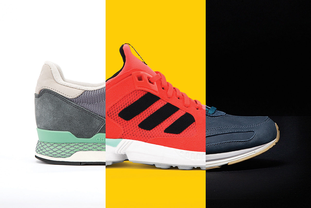 "adidas Originals 2013 Fall/Winter ""RUN THRU TIME"" Pack Preview"