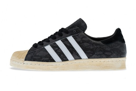 adidas Originals 2013 Fall/Winter Superstar 80s Snakeskin
