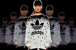 adidas Originals by Jeremy Scott 2013 Fall/Winter Video Lookbook