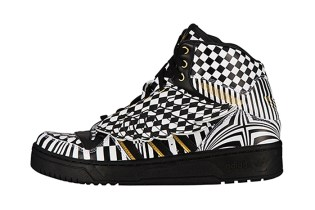 adidas Originals by Jeremy Scott 2013 Holiday Collection